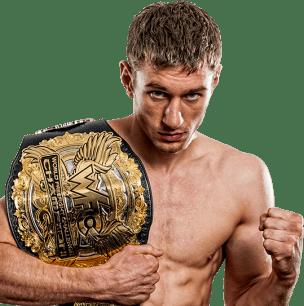 Piotr Hallmann Piotr Hallmann WFC World Freefight Challenge Slovenia