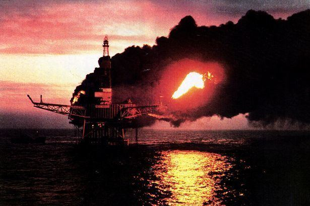 Piper Alpha - Alchetron, The Free Social Encyclopedia