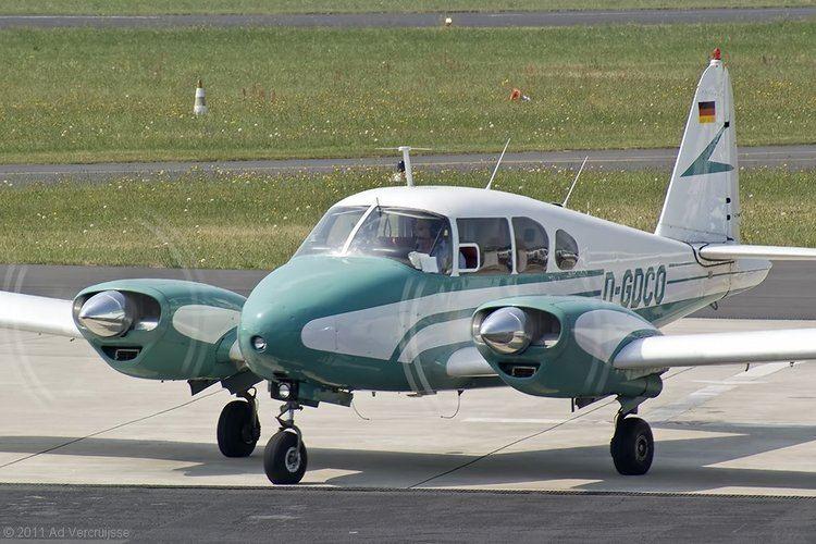 Piper PA 23 - Alchetron, The Free Social Encyclopedia