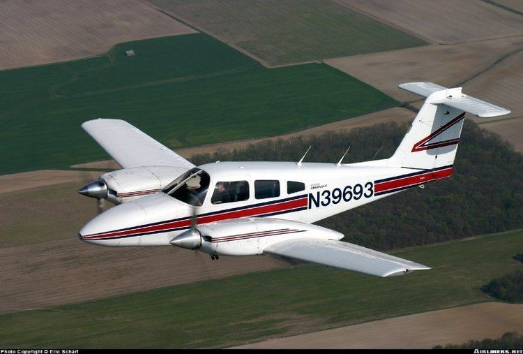 Piper PA 44 Seminole - Alchetron, The Free Social Encyclopedia