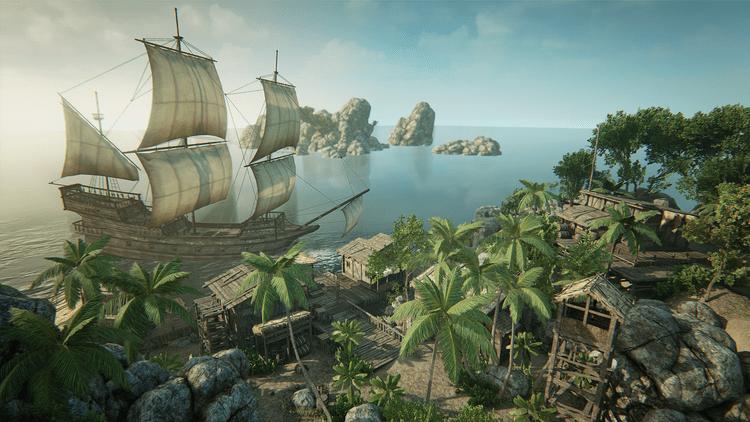 Pirates Island Unreal Engine 4 Pirates Island