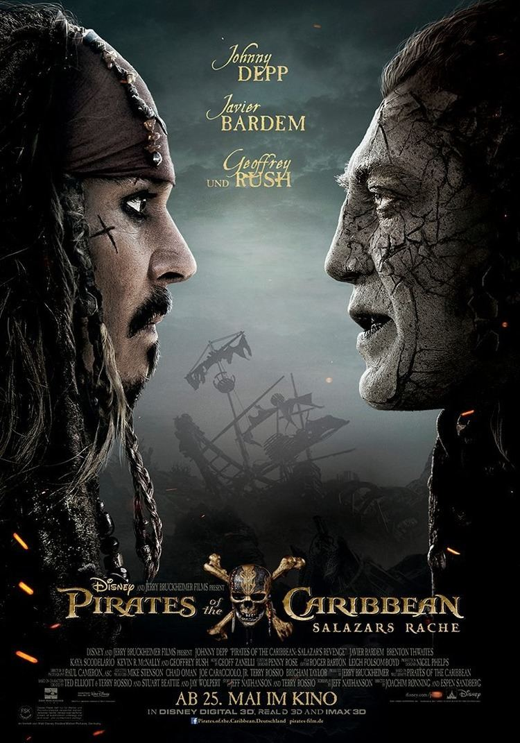 Pirates of the Caribbean: Dead Men Tell No Tales New Featurette For Pirates of the Caribbean Dead Men Tell No Tales