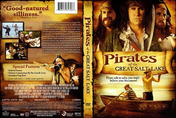 Pirates of the Great Salt Lake Pirates of the Great Salt Lake Movie DVD Scanned Covers Pirates