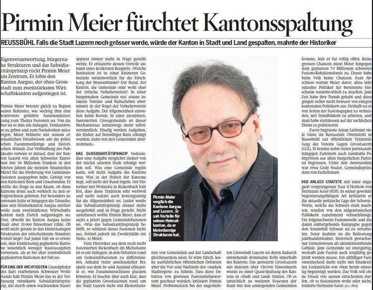 Pirmin Meier Neue Seite 0