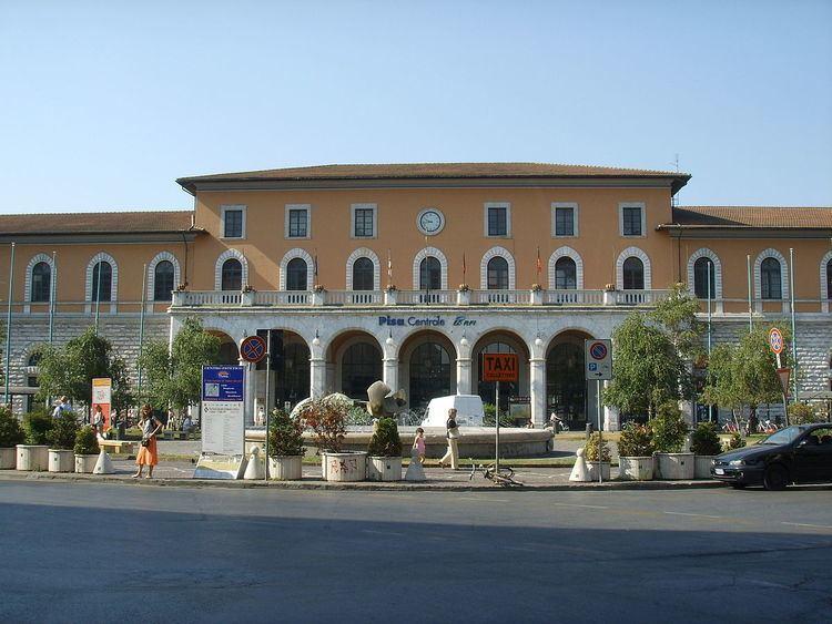 Pisa Centrale railway station