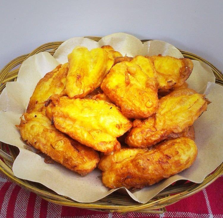 Pisang goreng pisang goreng Don39t forget the rice