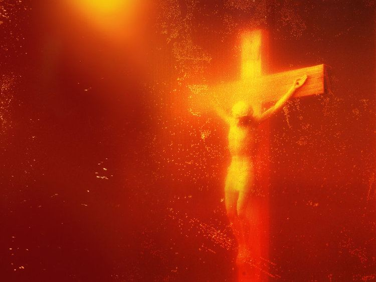 How ngv dealt with piss christ