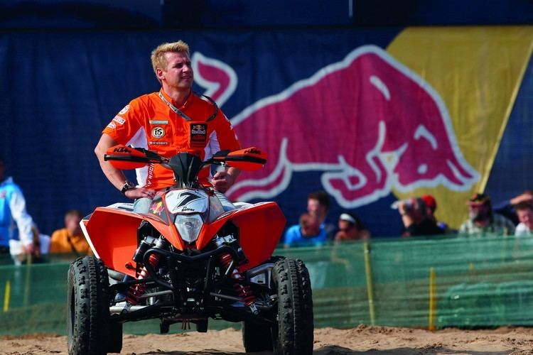 Pit Beirer Pit Beirer39s three ingredients to racing success KTM BLOG