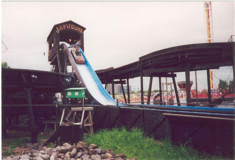 Pitoune Pitoune La Ronde in Quebec Theme Park Critic