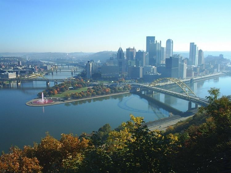 Pittsburgh Beautiful Landscapes of Pittsburgh