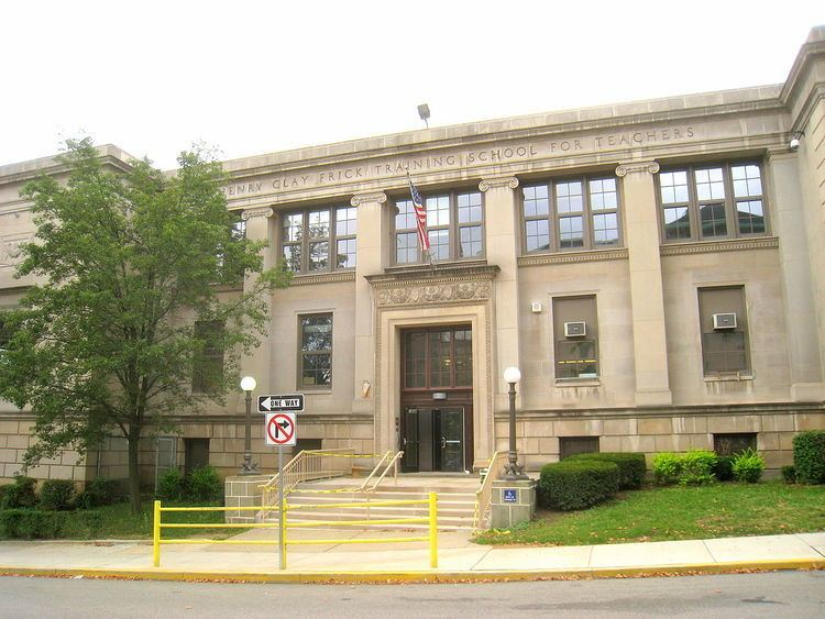 Pittsburgh Science and Technology Academy