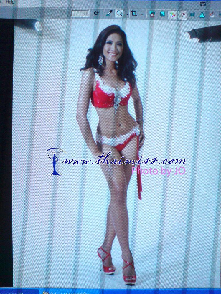 Piyaporn Deejing Piyaporn Deejing Miss Thailand International 2010