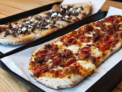 &pizza Washington DC Neighborhood Charm amp Variety at H amppizza Serious Eats