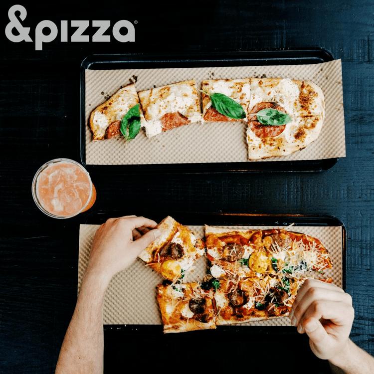 &pizza September Feature of the Month ampPizza VegDC
