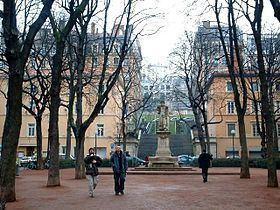 Place Sathonay Place Sathonay Wikipdia