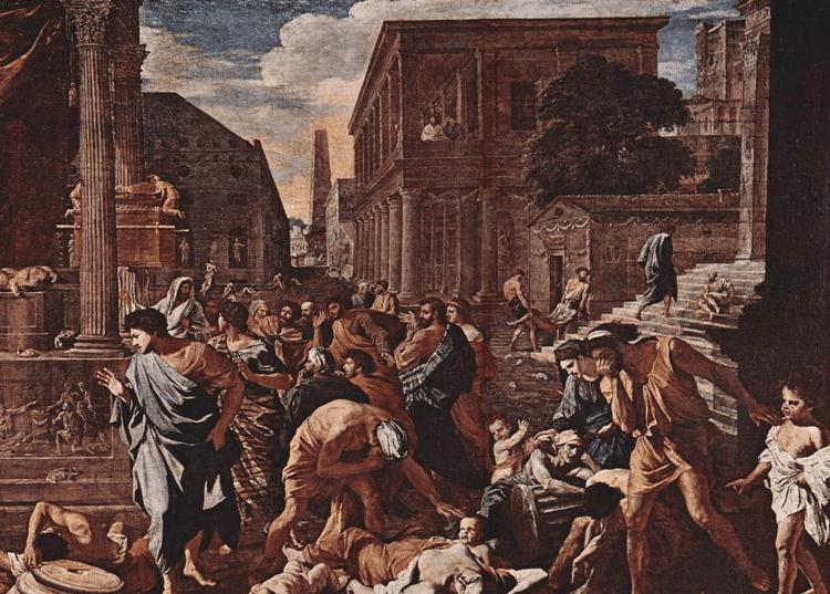 Plague of Justinian wwwromeacrosseuropecomwpcontentuploads20161