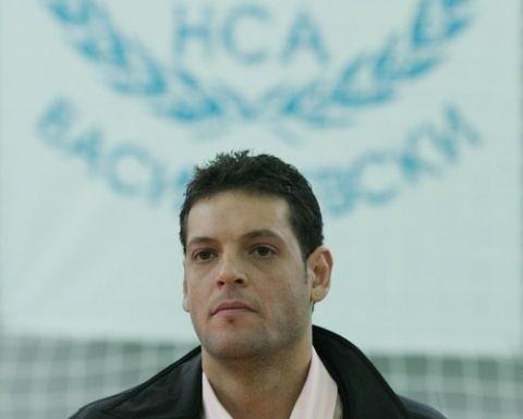 Plamen Konstantinov Bulgaria39s Konstantinov Could Coach Russia Volley
