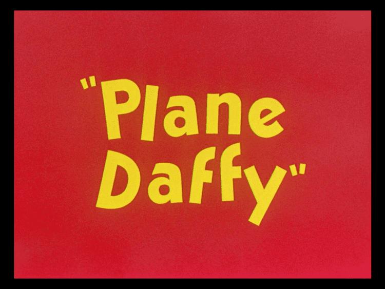 Plane Daffy Plane Daffy Wikipedia