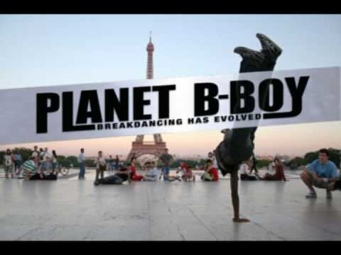 Planet B-Boy Planet BBoy It Started In New York The World Caught The Fever