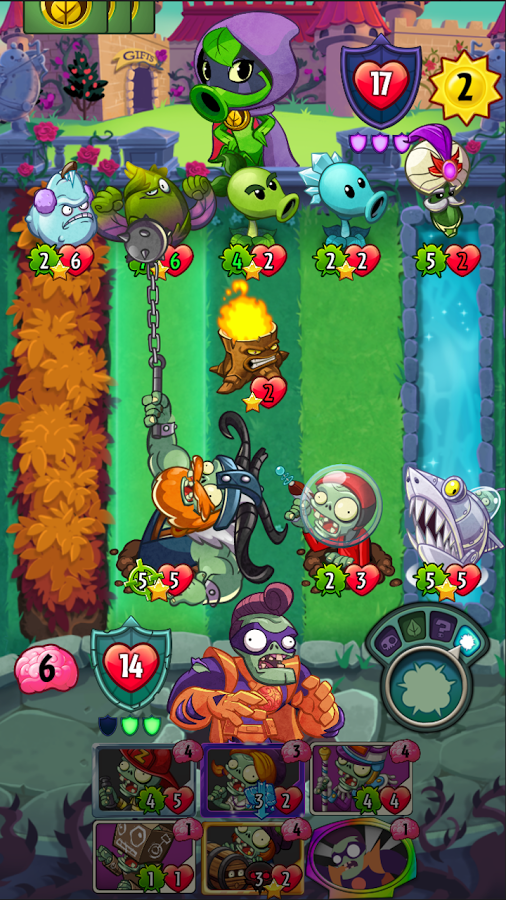 Plants vs. Zombies Heroes Plants vs Zombies Heroes Android Apps on Google Play