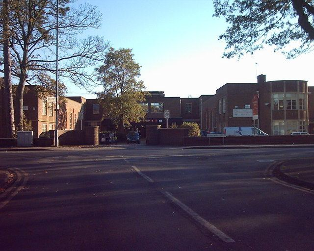 Plantsbrook School