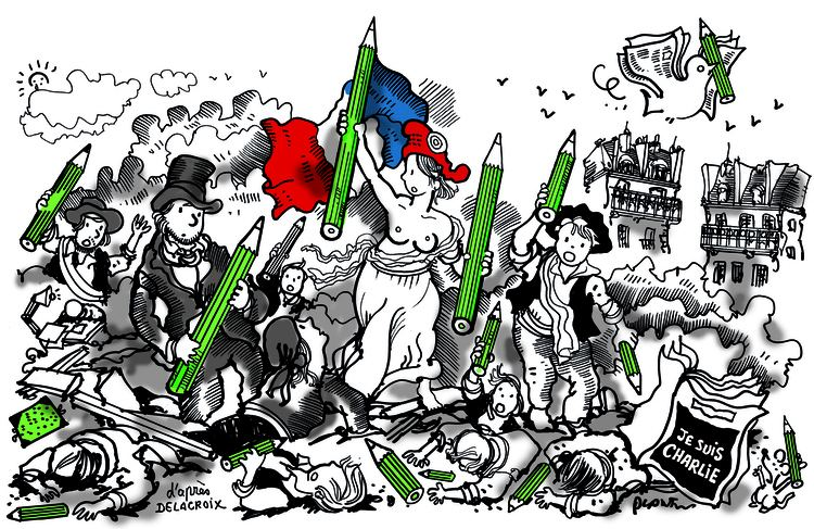 Plantu PLANTU Cartooning for Peace