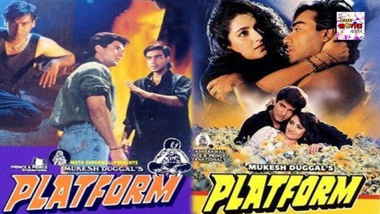 Platform 1993 Hindi Full Length Movie Ajay DevganTisca Chopra
