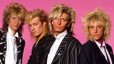 Platinum Blonde (band) Platinum Blonde The Official Website