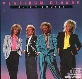 Platinum Blonde (band) Alien Shores Wikipedia