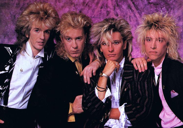 Platinum Blonde (band) Honeymoon Suite Canadian Music Blog