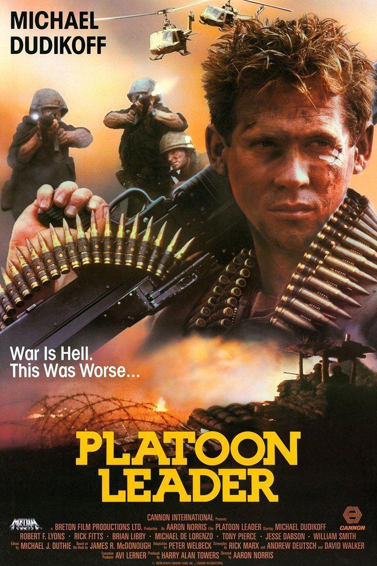 Platoon Leader (film) wwwgstaticcomtvthumbmovieposters11164p11164