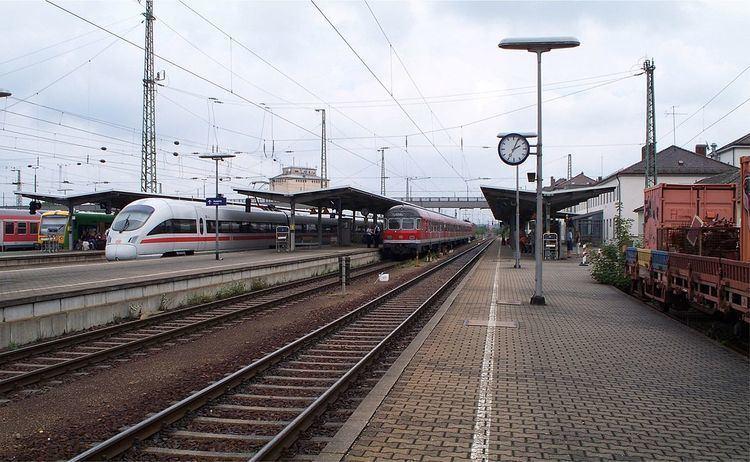 Plattling station