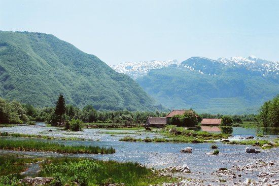 Plav, Montenegro Beautiful Landscapes of Plav, Montenegro