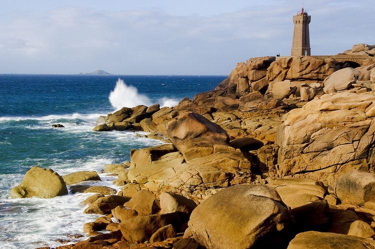 Ploumanac'h El far de Ploumanac39h Ploumanac39h lighthouse Juntament a Flickr