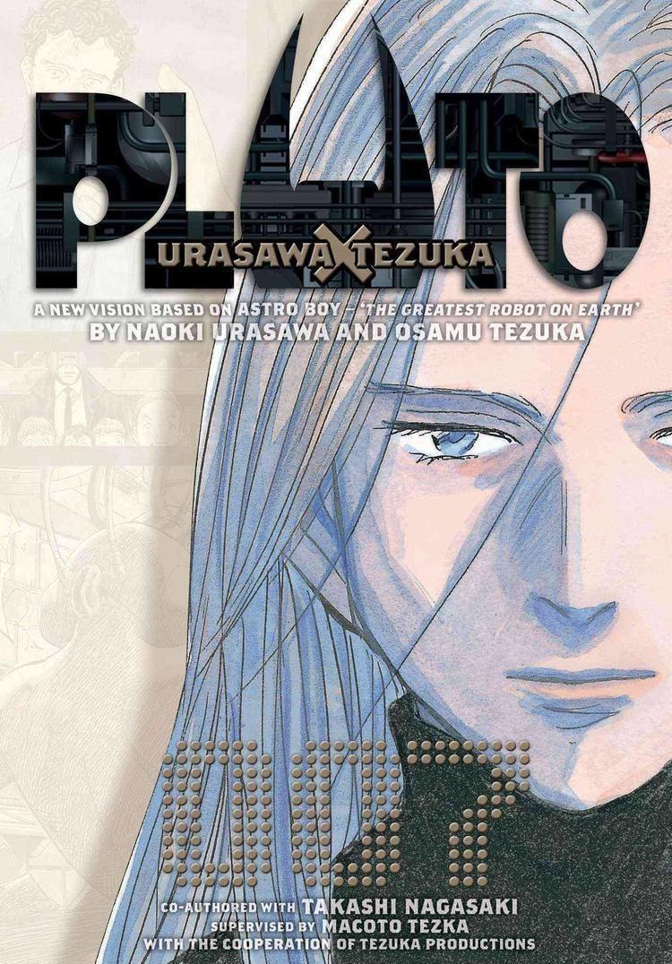 Pluto (manga) t3gstaticcomimagesqtbnANd9GcRkmaB7ONfY7S5Uxd