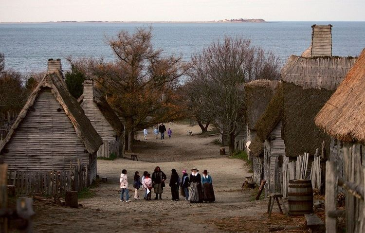 Plymouth, Massachusetts in the past, History of Plymouth, Massachusetts