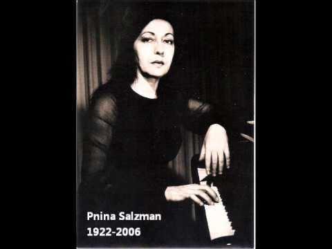 Pnina Salzman Pnina Salzman Rachmaninov Concerto No1 for piano and orchestra