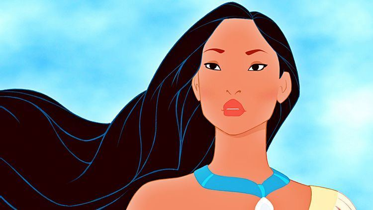 Pocahontas Got a few comments about a resemblance so I tried some