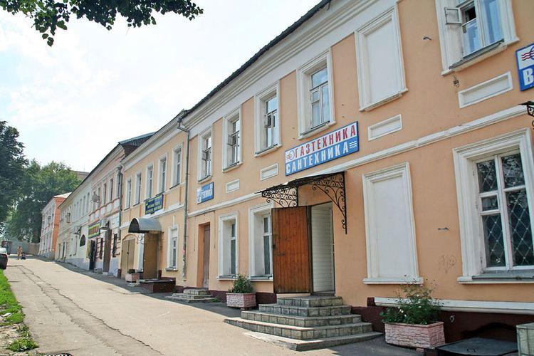 Podolsk in the past, History of Podolsk