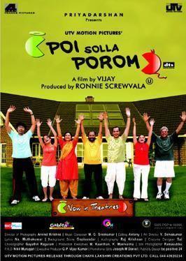 Poi Solla Porom movie poster