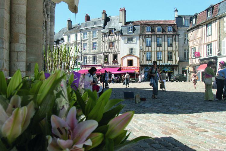 Poitou Charentes in the past, History of Poitou Charentes