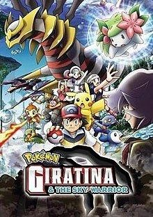 Pokémon: Giratina and the Sky Warrior Pokmon Giratina and the Sky Warrior Wikipedia