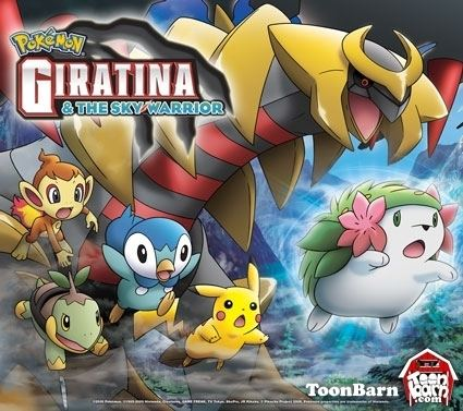 Pokémon: Giratina and the Sky Warrior Pokemon Giratina and the Sky Warrior ToonBarnToonBarn