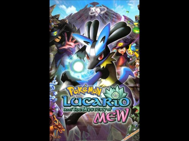 Pokemon Lucario And The Mystery Of Mew Alchetron The Free