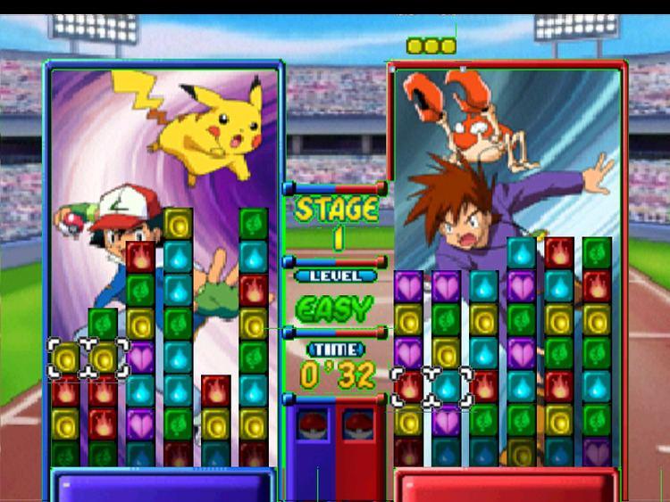 Pokémon Puzzle League Pokmon Puzzle League Game Download GameFabrique