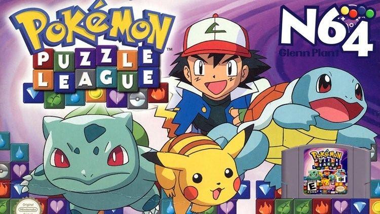 Pokémon Puzzle League Pokemon Puzzle League Nintendo 64 Review HD YouTube