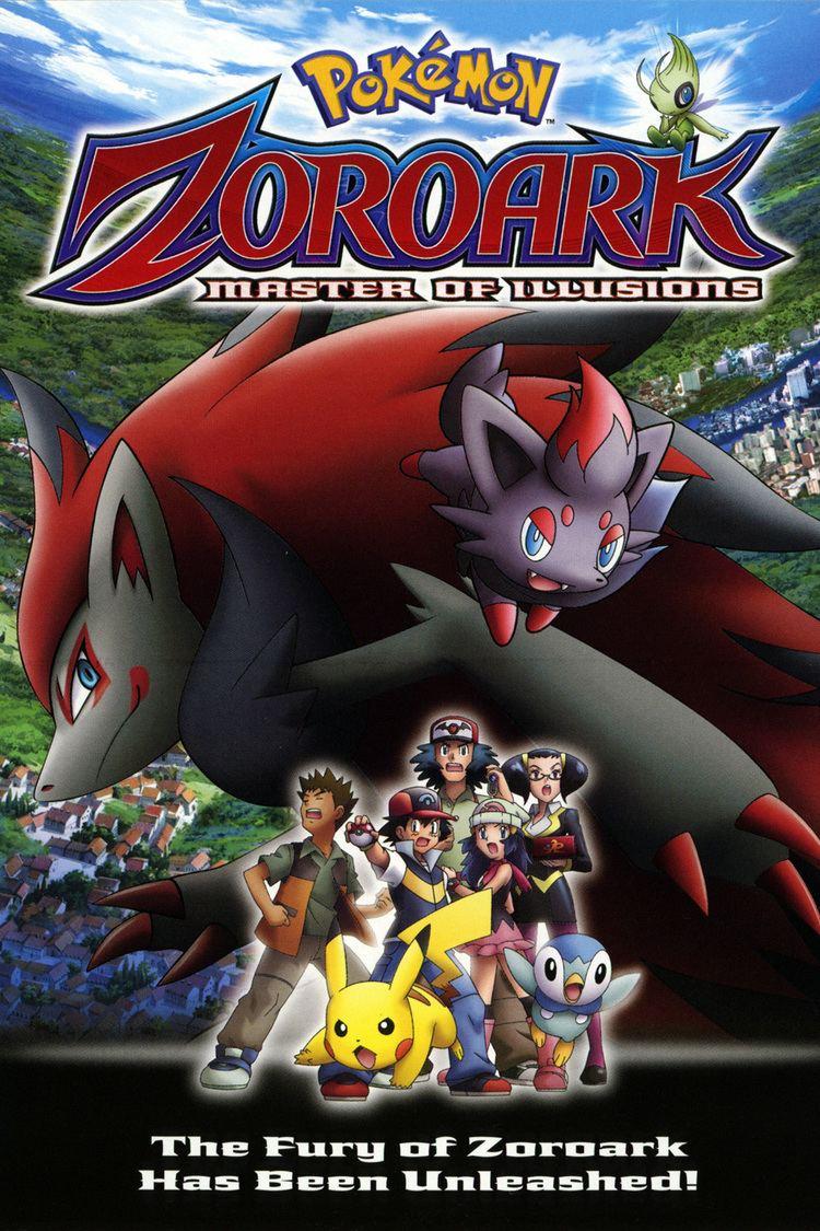 Pokémon: Zoroark: Master of Illusions wwwgstaticcomtvthumbdvdboxart8475246p847524