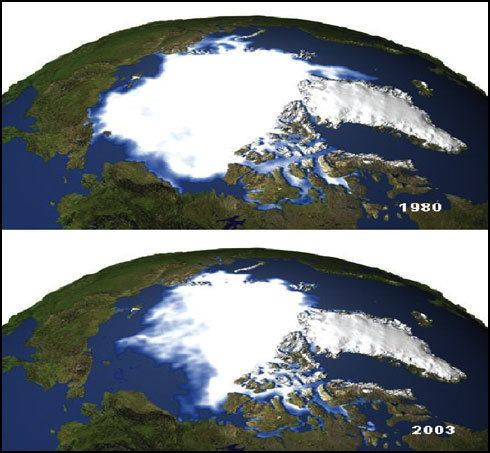 Polar regions of Earth Warming of the Polar Regions Windows to the Universe