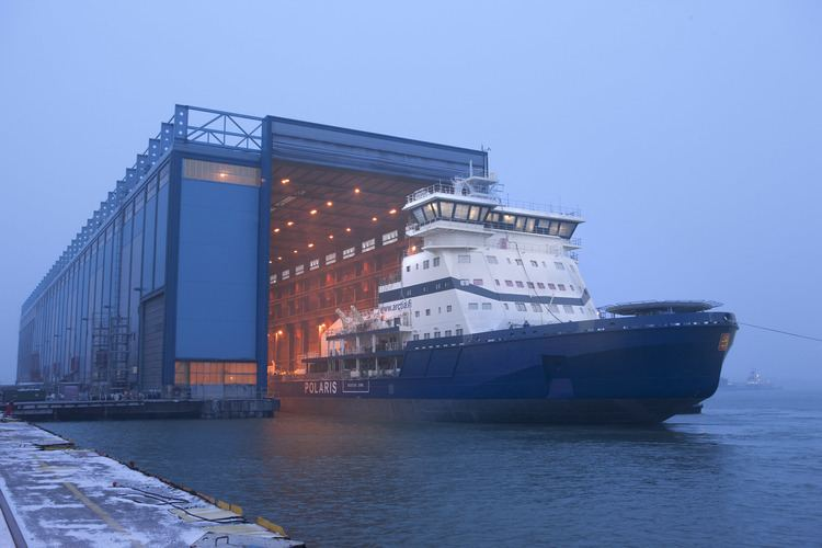 Polaris (icebreaker) A Better Way to Build Icebreakers Collaboration Arctia