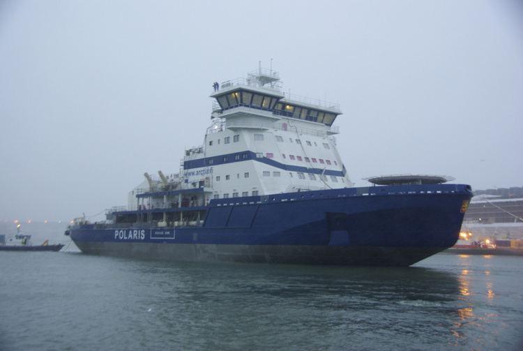 Polaris (icebreaker) Polaris IMO 9734161 ShipSpottingcom Ship Photos and Ship Tracker